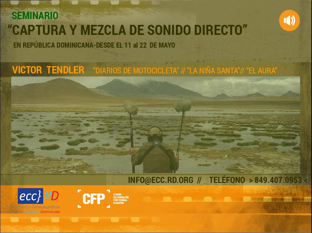 Flyer ECC Sonido 2